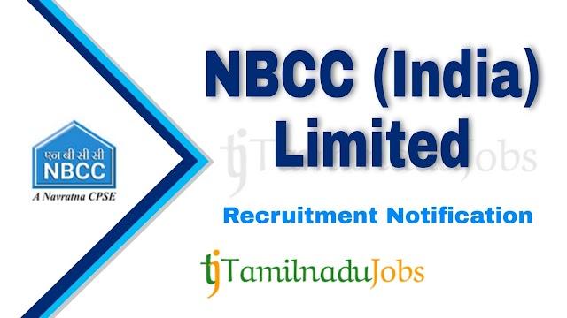 NBCC Recruitment Notification 2021