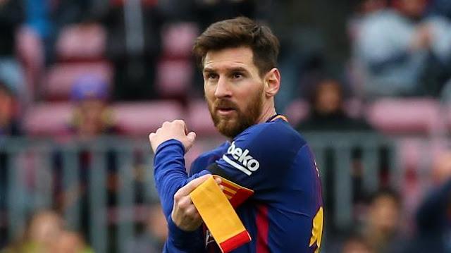 Cinta Mati Dengan Barcelona, Messi Menolak Penawaran City Meskipun Dibayar Tiga Kali