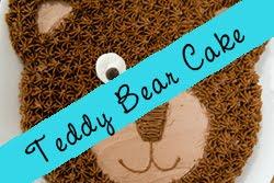teddy bear cake decorating tutorial