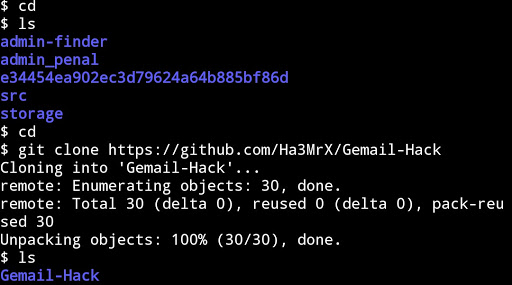 How To Bruteforce Gmail Password Using The Termux Application On Android