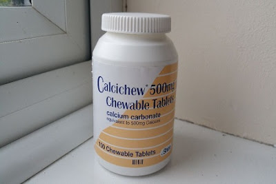 Calcichew 500mg Chewable Tablets