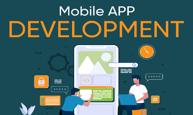 Mobile APP Development #infographic