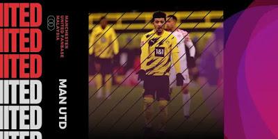 Man United Siapkan Tawaran Pembuka Kepada Sancho £ 50 Juta