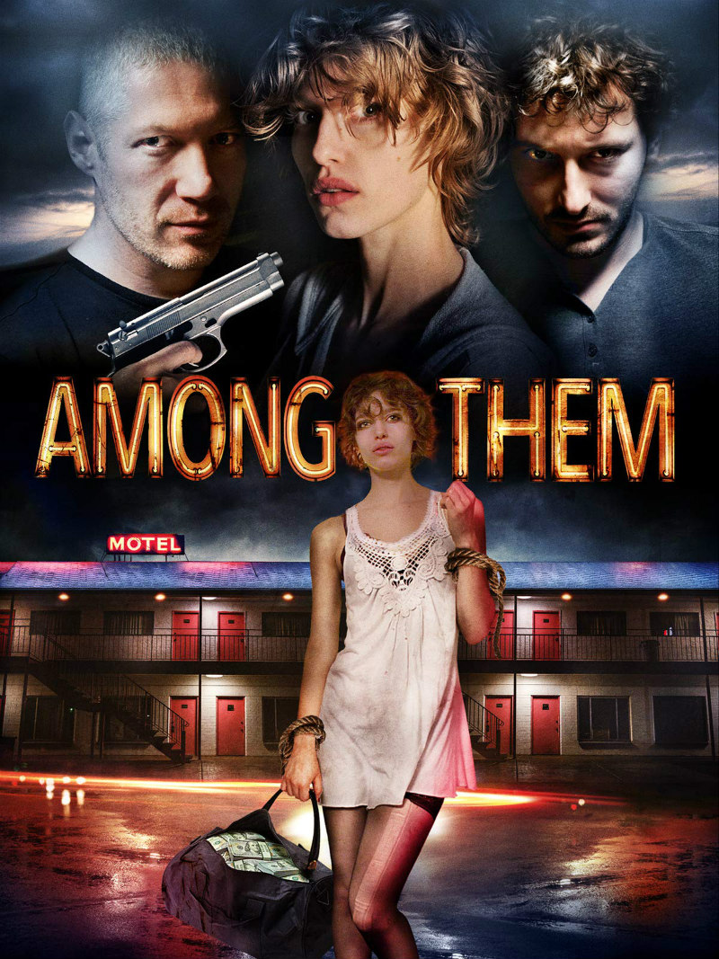 among them poster
