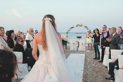 matrimonio spiaggia ancona foto stefania cola