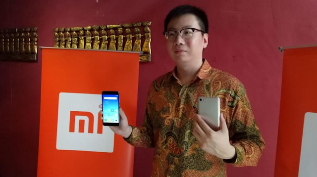 Head of Xiaomi South Pacific Region and Country Manager Xiaomi Indonesia, Steven Shi