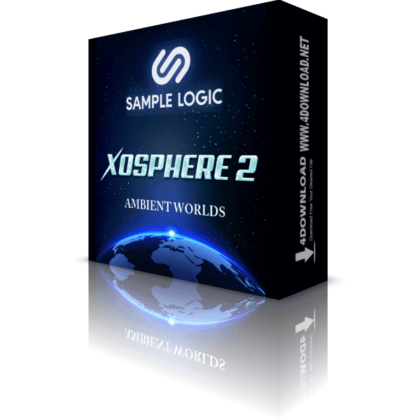 Download Sample Logic - Xosphere 2 KONTAKT Library