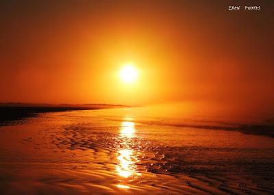 Por do Sol Praia Cassino