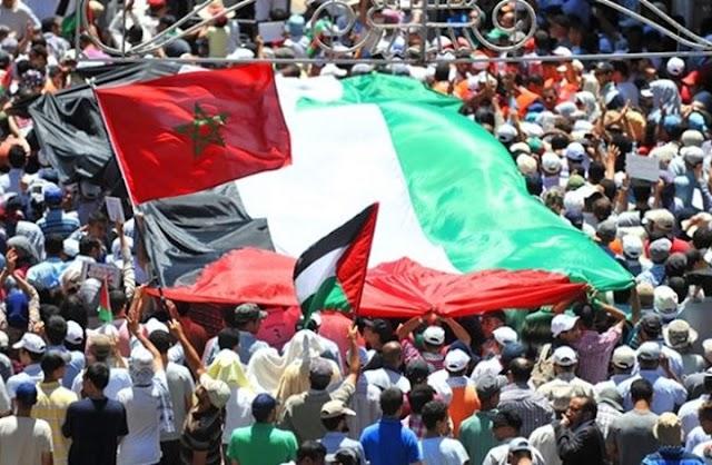 120 منحة دراسية نوعية من #المغرب إلى #فلسطين  2018