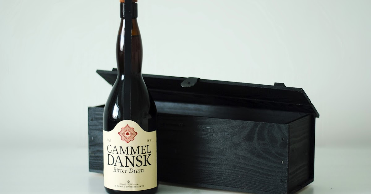 Gammel Dansk - Bitter Liquor (Student Project) on Packaging of the World - Creative Package ...