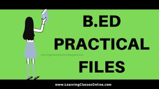 b ed practical files ccs university,b.ed practical files crsu 2nd year,b.ed project file in hindi,b.ed 2nd year files, nios / ignou, b.ed deled btc practical files