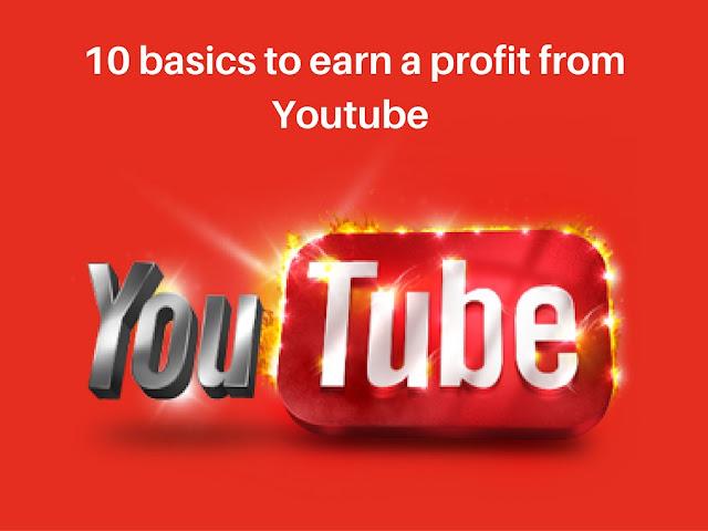 10 أساسيات لتجني الربح من يوتيوب (الجزء الثاني)