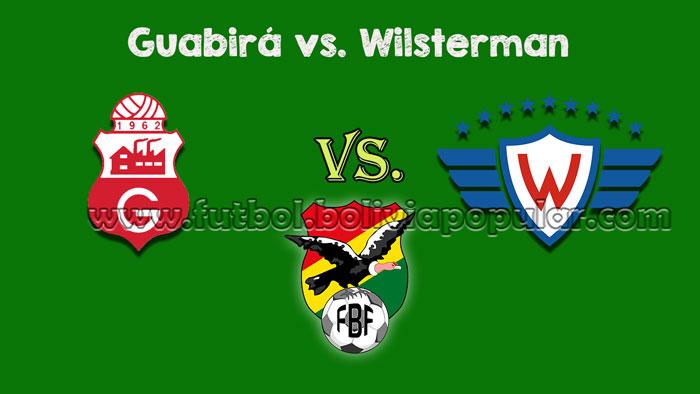 【En Vivo Online】Guabirá vs. Wilstermann - Torneo Clausura 2018
