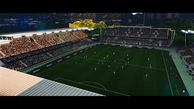 PES 2020 Stadium Lerkendal