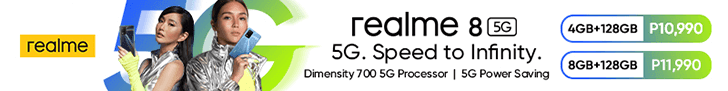 Realme banner