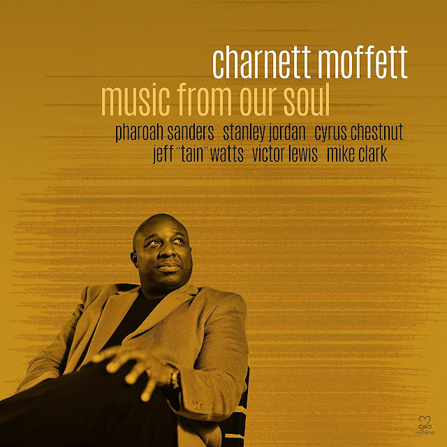 Republic of Jazz: Charnett Moffett - Music from Our Soul (MOTÉMA