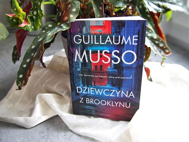Dziewczyna z Brooklynu Guillaume Musso
