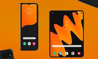 Samsung Galaxy Fold 2 2020