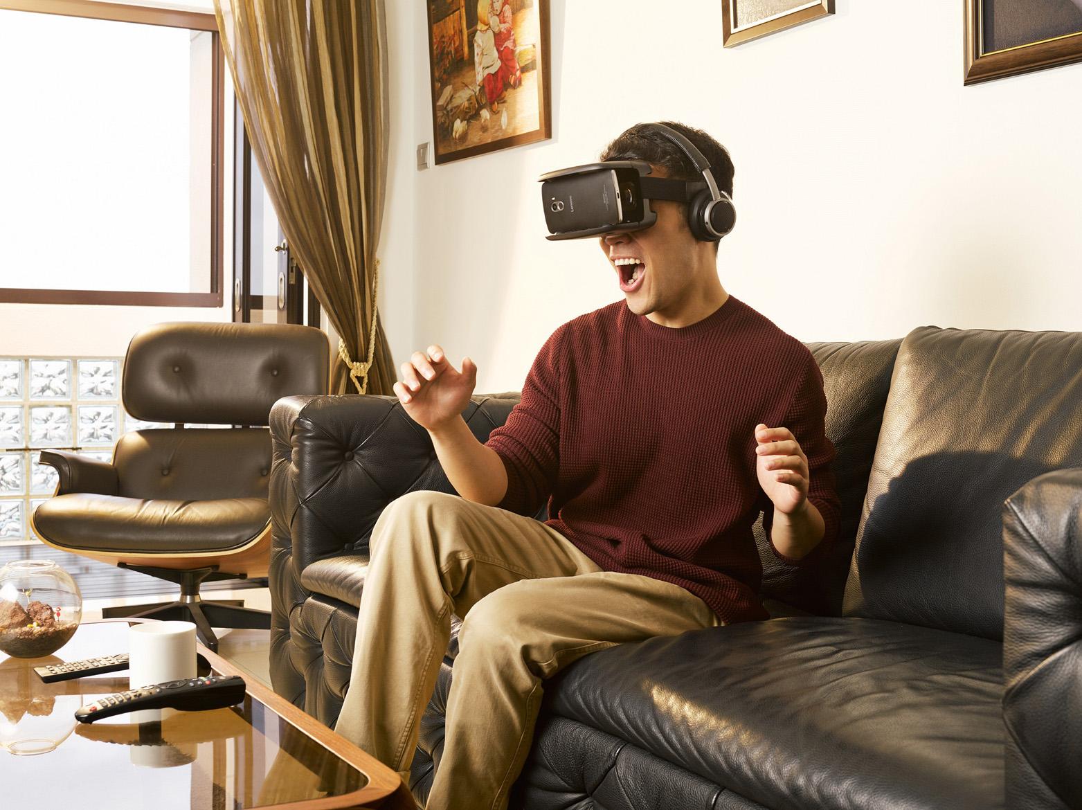 Lenovo Virtual Reality