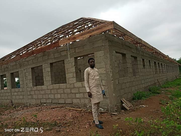 About Infrastructure Developments at Kwara State NYSC camp Yikpata.