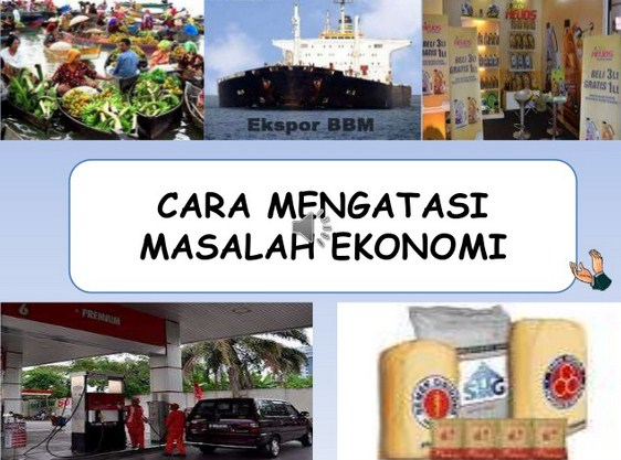 Masalah Ekonomi Yang Dihadapi Pemerintah Negara Berkembang