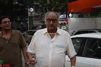 Bony Kapoor at Inauguration Of Pandit Padharinath Kolhapure Marg Exclusive  41.JPG