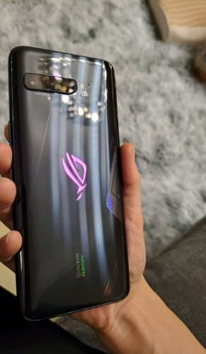 ASUS ROG Phone III  picture and key specifications