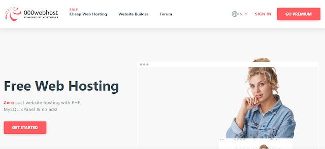 Free hosting 000webhost