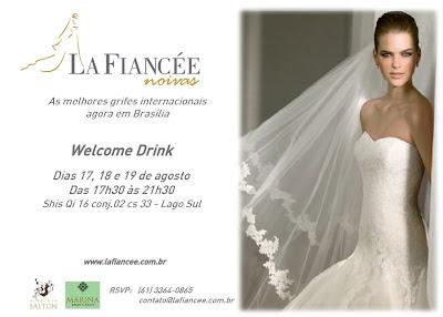 la+fiancee Welcome Drink La Fiancée