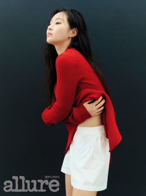 SNSD Yuri Allure magazine