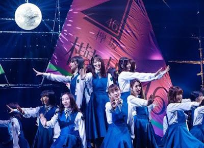 single terakhir keyakizaka46 bubar