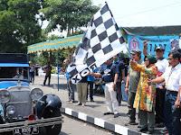60 Mobil Kuno Ikuti Wisara Rally 2019 di Sleman