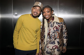 """Brandy Shares """"Baby Mama"""" Song Feat. Chance The Rapper"""