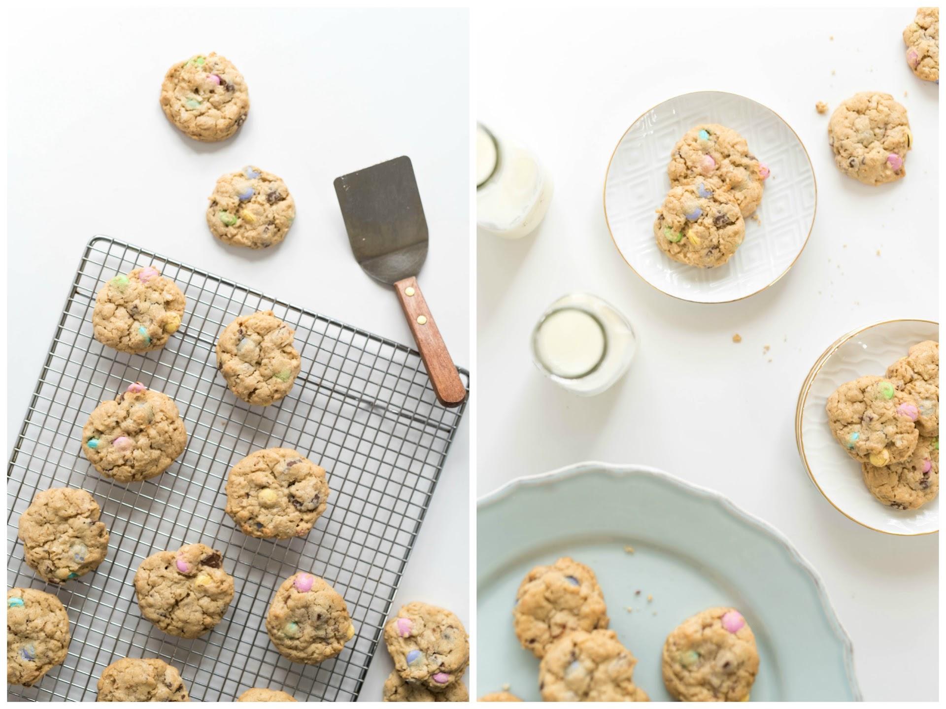 unique cookies, cookie exchange cookies, easter cookie recipe, pastel colored desserts