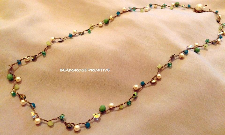 Beadsrose Primitive 10 Collana Creata Alluncinetto