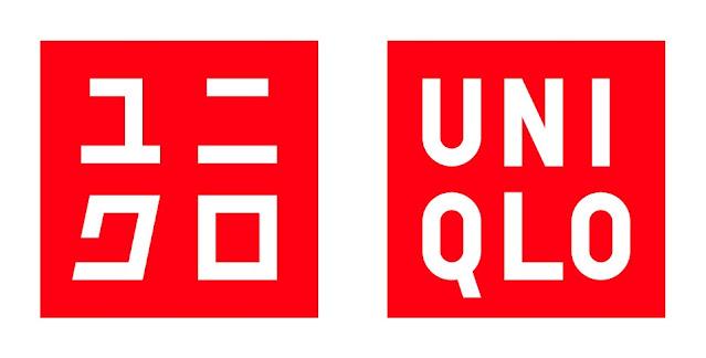 Logo Uniqlo yang didesain ulang oleh Kashiwa Sato.