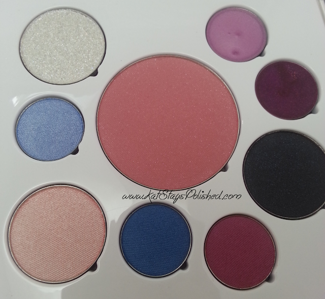 em michelle phan - The Life Palette- Party Life - Party in Pink