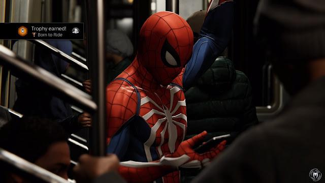 Marvels spiderman||The best superhero game of 2018