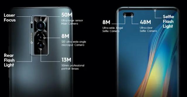 رسميًا سعر ومواصفات هاتف  تكنو فانتوم اكس Tecno Phantom X
