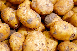 potato source of carbohydrates