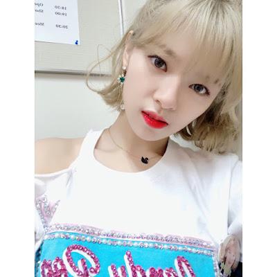 Selfie Cute Instagram Jeongyeon Twice 2018
