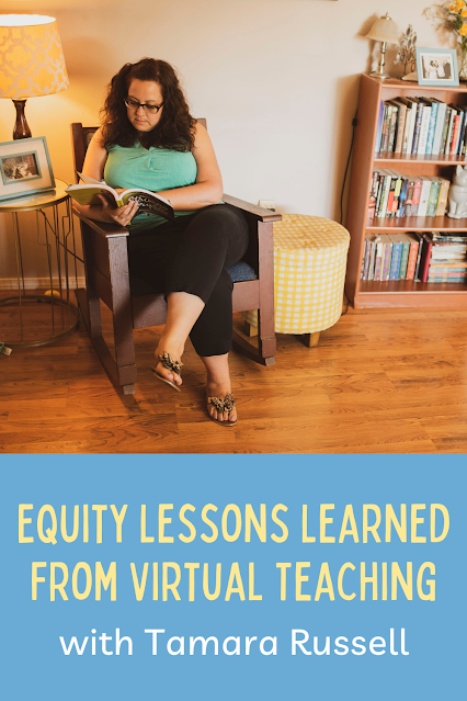 Virtual teaching has brought to the forefront issues of equity in education that were ignored in the past. National board-certified teacher, Tamara Russell, joins me to talk about the equity lessons that she has learned and what we can learn from this virtual teaching experience. Learn how instructional coaches can support teachers so that every student gets what they need, whether in person or remotely.