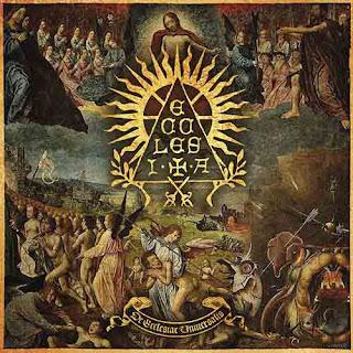 """Ο δίσκος των Ecclesia """"De Ecclesiæ Universalis"""""""
