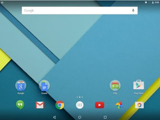 guida android 5 lollipop