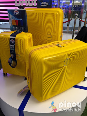 American Tourister Bring Back More Curio Luggage
