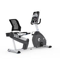 Nautilus R614 Recumbent Exercise Bike, review features compared with R616 and R618
