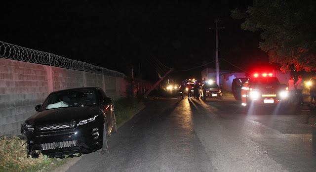 Motoboy morre vitima de acidente de trânsito em Mossoró, RN