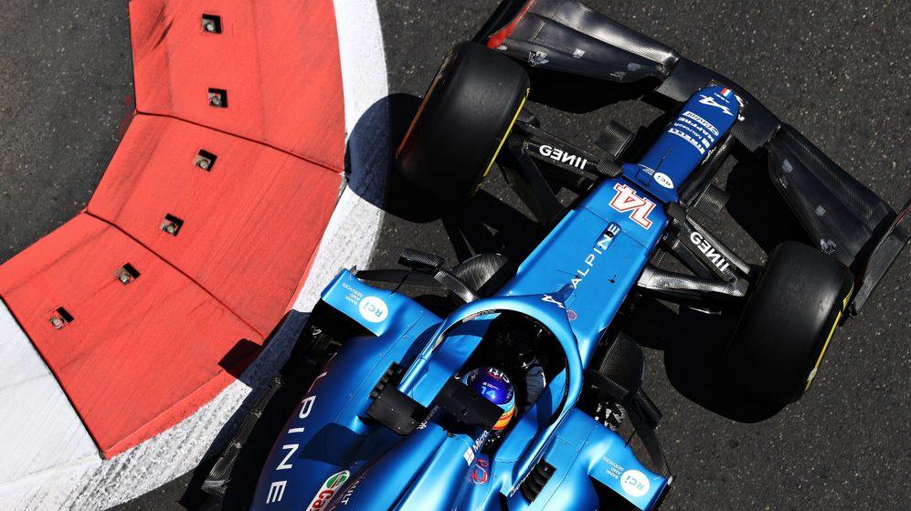 Alonso terminou em sétimo em sua última visita a Baku, em 2018