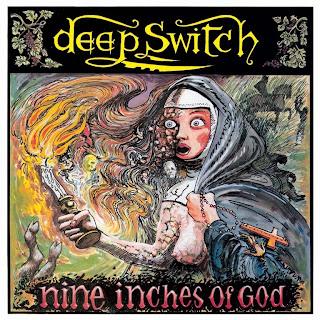 """Ο δίσκος των Deep Switch """"Nine Inches of God"""""""