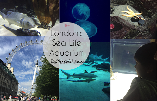 Day out at Sea Life London - DoMoreWithAvios | LIFE